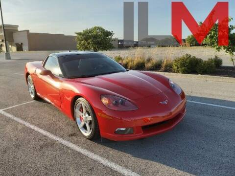 2005 Chevrolet Corvette for sale at INDY LUXURY MOTORSPORTS in Fishers IN