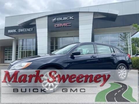 2011 Chrysler 200 for sale at Mark Sweeney Buick GMC in Cincinnati OH