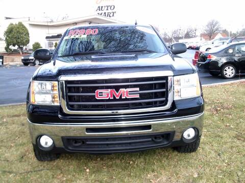 2010 GMC Sierra 1500 for sale at JIMS AUTO MART INC in Milwaukee WI