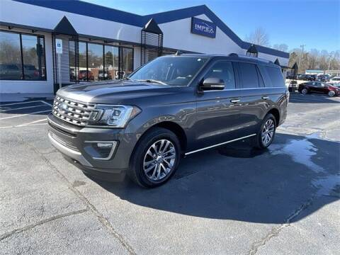 2018 Ford Expedition for sale at Impex Auto Sales in Greensboro NC