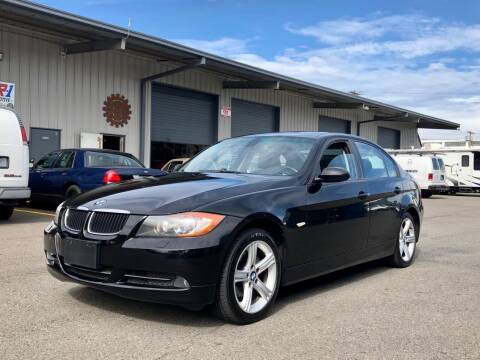 2007 BMW 3 Series for sale at DASH AUTO SALES LLC in Salem OR