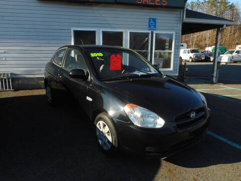 2010 Hyundai Accent for sale at Automotive Toy Store LLC in Mount Carmel PA