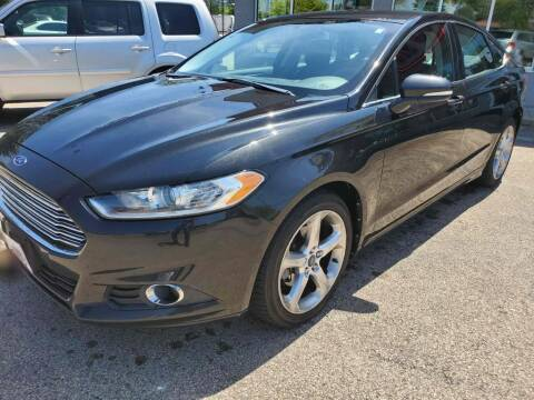 2013 Ford Fusion for sale at Extreme Auto Sales LLC. in Wautoma WI