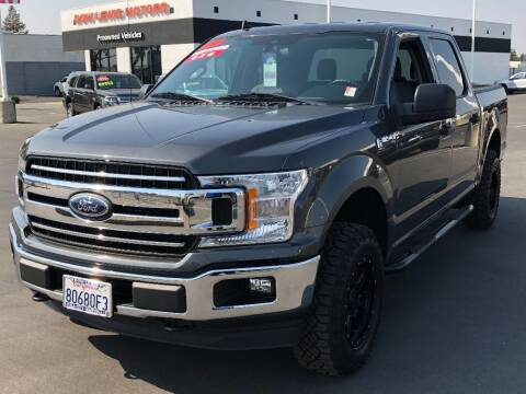 2020 Ford F-150 for sale at Dow Lewis Motors in Yuba City CA
