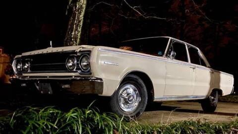 1967 Plymouth Belvedere for sale at Classic Car Deals in Cadillac MI