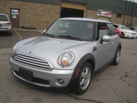 2009 MINI Cooper for sale at ELITE AUTOMOTIVE in Euclid OH