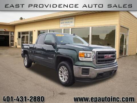 2015 GMC Sierra 1500 for sale at East Providence Auto Sales in East Providence RI