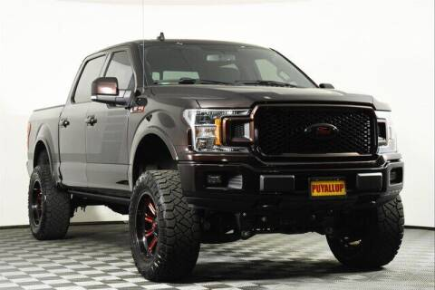 2018 Ford F-150 for sale at Washington Auto Credit in Puyallup WA