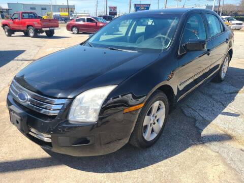 2008 Ford Fusion for sale at OTWELL ENTERPRISES AUTO & TRUCK SALES in Pasadena TX