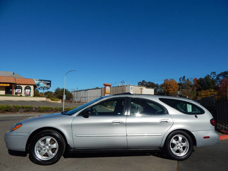 2005 Ford Taurus for sale at Direct Auto Outlet LLC in Fair Oaks CA