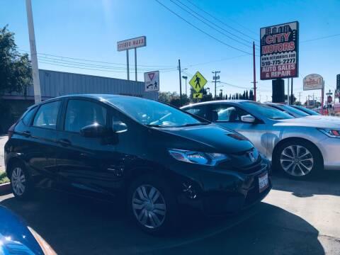 2017 Honda Fit for sale at City Motors in Hayward CA