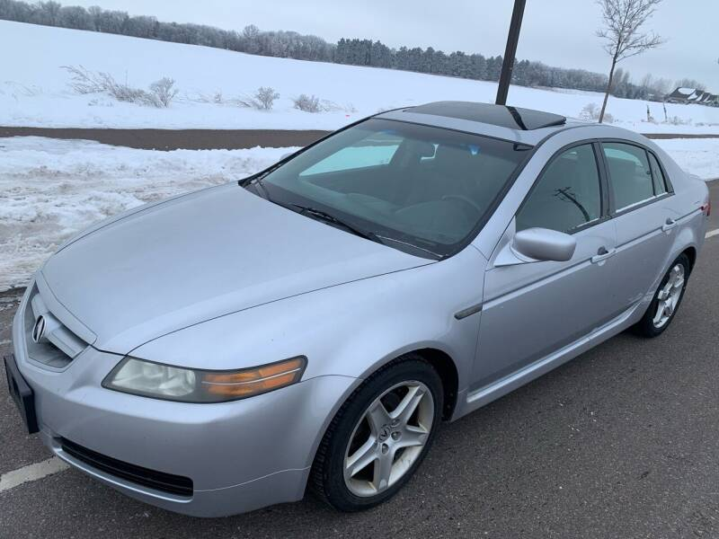 2005 Acura TL for sale at Major Motors Automotive Group LLC in Ramsey MN