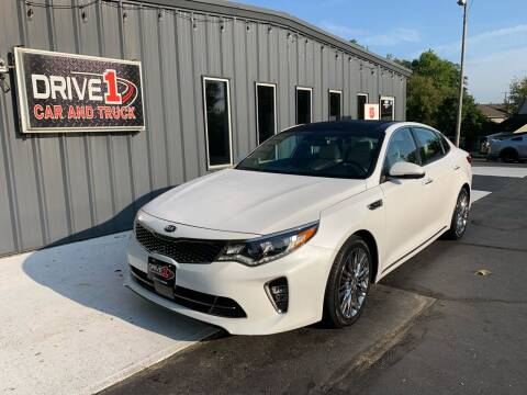 2018 Kia Optima for sale at Drive 1 Car & Truck in Springfield OH