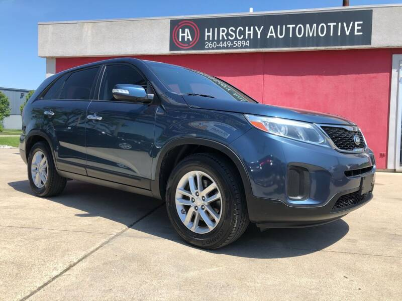2015 Kia Sorento for sale at Hirschy Automotive in Fort Wayne IN