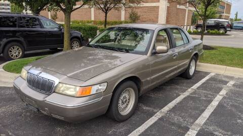2001 Mercury Grand Marquis for sale at Kidron Kars INC in Orrville OH