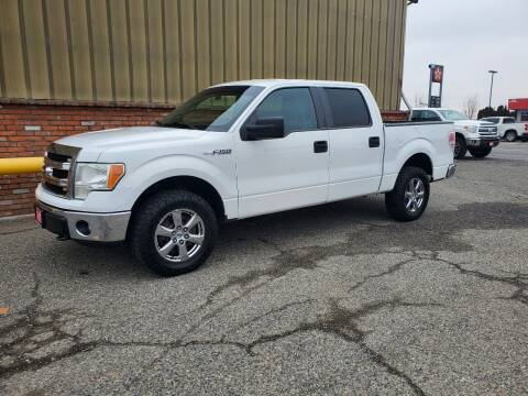 2014 Ford F-150 for sale at Harding Motor Company in Kennewick WA
