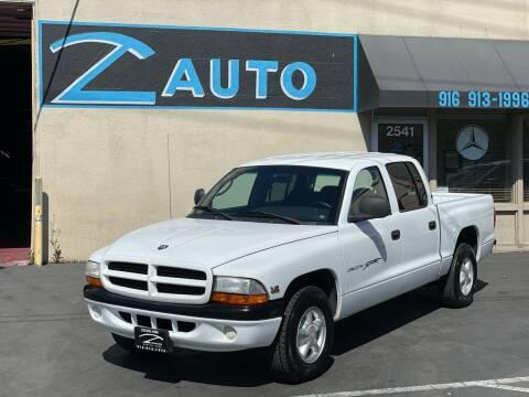 2000 Dodge Dakota for sale at Z Auto in Sacramento CA
