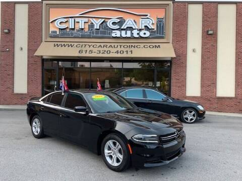 2016 Dodge Charger for sale at CITY CAR AUTO INC in Nashville TN