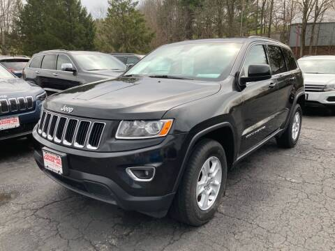 2015 Jeep Grand Cherokee for sale at Louisburg Garage, Inc. in Cuba City WI