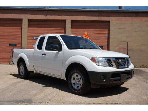 2012 Nissan Frontier for sale at Sand Springs Auto Source in Sand Springs OK