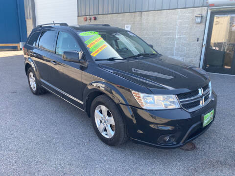 2012 Dodge Journey for sale at Adams Street Motor Company LLC in Dorchester MA