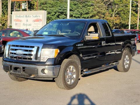 2009 Ford F-150 for sale at United Auto Service in Leominster MA