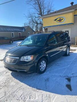2011 Chrysler Town and Country for sale at Hines Auto Sales in Marlette MI