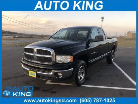 2002 Dodge Ram Pickup 1500 for sale at Auto King in Rapid City SD