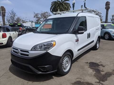 2018 RAM ProMaster City Wagon for sale at Convoy Motors LLC in National City CA