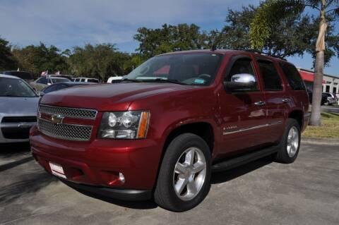 2009 Chevrolet Tahoe for sale at STEPANEK'S AUTO SALES & SERVICE INC. in Vero Beach FL