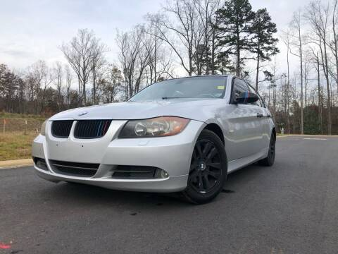 2007 BMW 3 Series for sale at El Camino Auto Sales in Sugar Hill GA