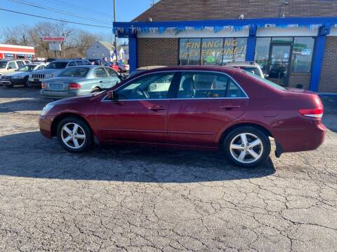 2004 Honda Accord for sale at Duke Automotive Group in Cincinnati OH
