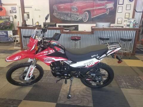 2020 BMS ENDURO 250 DIRT for sale at Dukes Automotive LLC in Lancaster SC