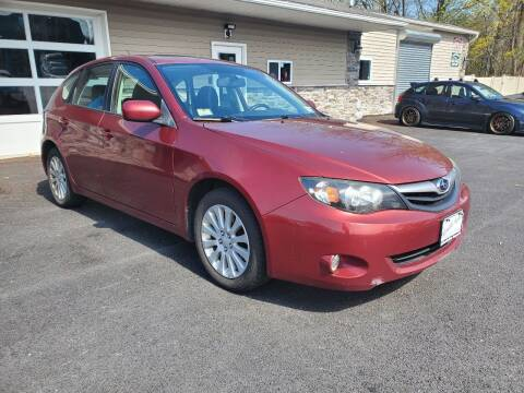 2011 Subaru Impreza for sale at AFFORDABLE IMPORTS in New Hampton NY