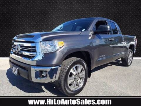 2017 Toyota Tundra for sale at BuyFromAndy.com at Hi Lo Auto Sales in Frederick MD