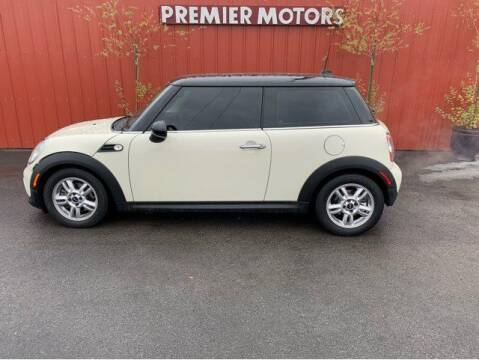 2013 MINI Hardtop for sale at PremierMotors INC. in Milton Freewater OR