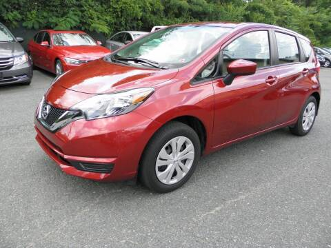 2019 Nissan Versa Note for sale at Dream Auto Group in Dumfries VA
