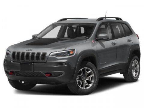 2021 Jeep Cherokee for sale at SCOTT EVANS CHRYSLER DODGE in Carrollton GA