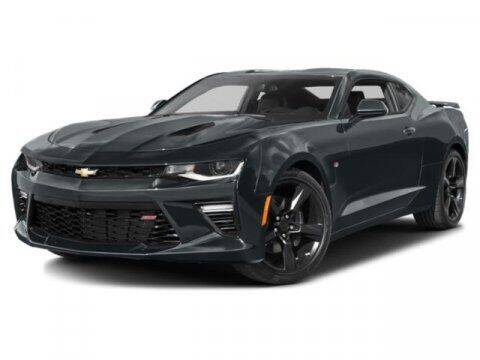 2018 Chevrolet Camaro for sale at BILLY D SELLS CARS! in Temecula CA