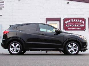2016 Honda HR-V for sale at Brubakers Auto Sales in Myerstown PA