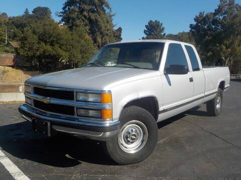 1996 Chevrolet C/K 2500 Series for sale at Royal Motor in San Leandro CA