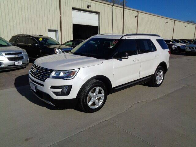 2016 Ford Explorer for sale at De Anda Auto Sales in Storm Lake IA