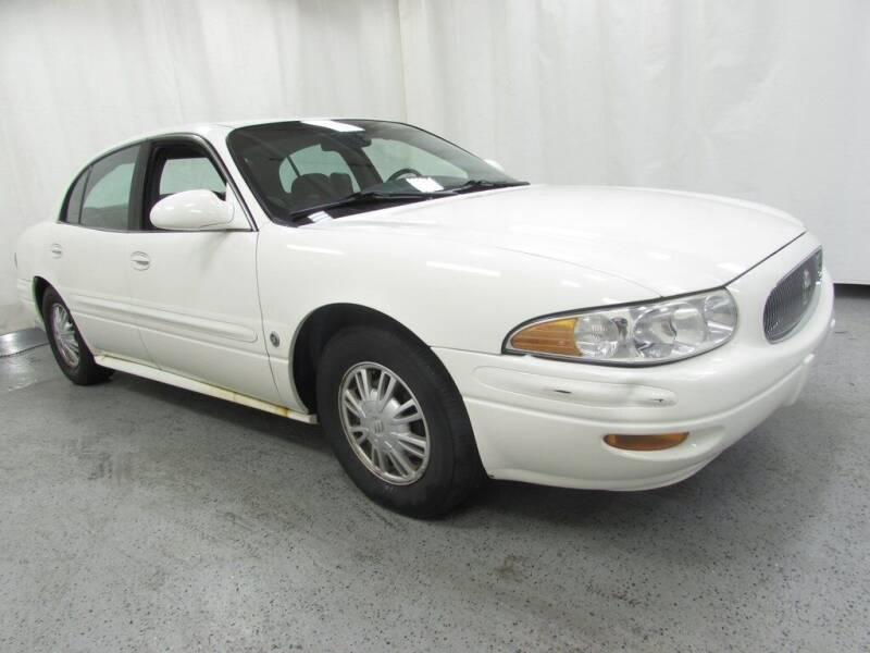 2005 Buick LeSabre for sale at MATTHEWS HARGREAVES CHEVROLET in Royal Oak MI