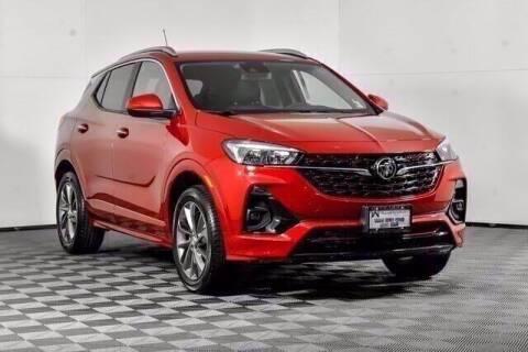 2021 Buick Encore GX for sale at Washington Auto Credit in Puyallup WA