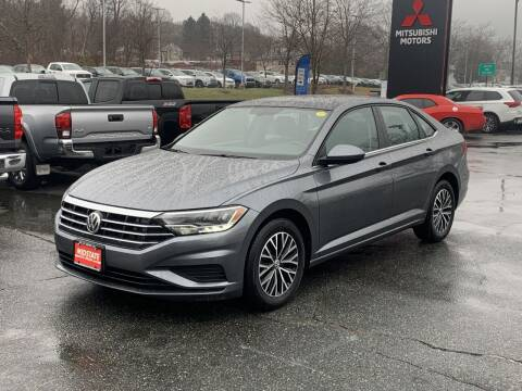 2019 Volkswagen Jetta for sale at Midstate Auto Group in Auburn MA