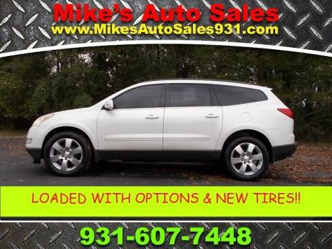 2011 Chevrolet Traverse for sale at Mike's Auto Sales in Shelbyville TN