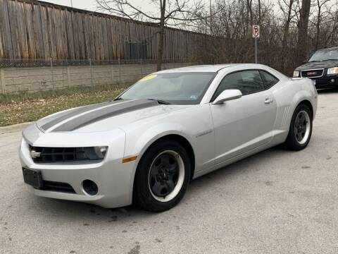 2013 Chevrolet Camaro for sale at Posen Motors in Posen IL