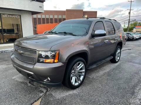 2011 Chevrolet Tahoe for sale at PA Motorcars in Conshohocken PA