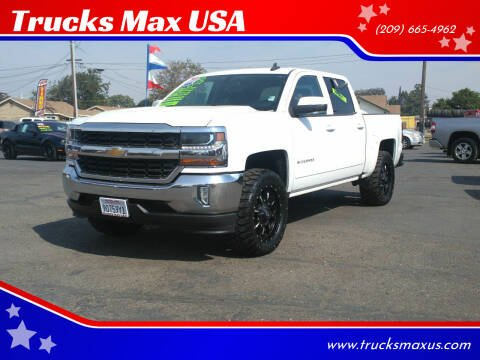 2016 Chevrolet Silverado 1500 for sale at Trucks Max USA in Manteca CA