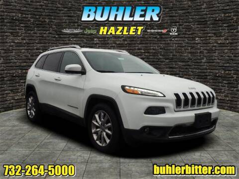 2016 Jeep Cherokee for sale at Buhler and Bitter Chrysler Jeep in Hazlet NJ